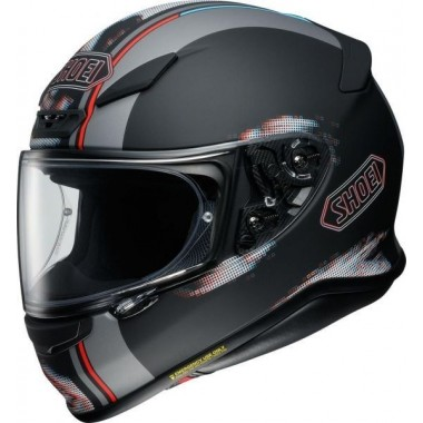 SPIDI T205 021 Evorider Tex Męska kurtka motocyklowa tekstylna czarno-czerwona