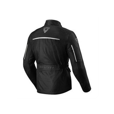 RUKKA MAX Męska termoaktywna koszulka motocyklowa z długim rękawem czarna