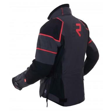 SPIDI P157 026 Evorider Kurtka motocyklowa męska skóra czarna