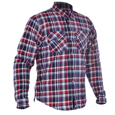 SPIDI P157 014 Evorider Kurtka motocyklowa męska skóra czarno-czerwona