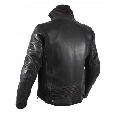 SPIDI P147 014 Evorider Leather Lady Damska kurtka motocyklowa skórzana czarno-czerwona