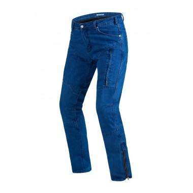 SPIDI D156 486 4Season Męska kurtka tekstylna z membraną czarna-żółta fluo