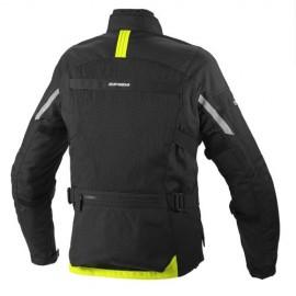 SPIDI B66K3 010 WNT-1 H2OUT Tekstylne rękawice motocyklowe z membraną idealne do miasta czarno-szare