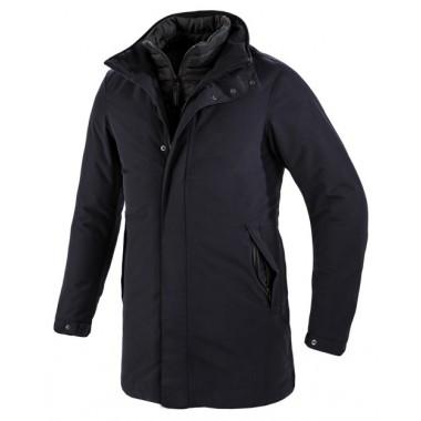 SPIDI P90 026 MYST Damska skórzana kurtka motocyklowa czarna