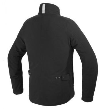 SPIDI D147 087 TRAVELER Męska tekstylna kurtka motocyklowa rozmiar L czarno-pomarańczowa