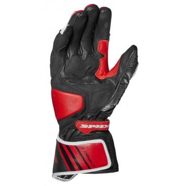 RICHA PHANTOM Męska tekstylna kurtka motocyklowa z membraną czarno-zielona