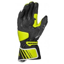 RICHA CRUISER BLACK Turystyczne rękawice motocyklowe czarne