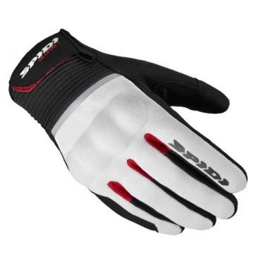 RUKKA VIRIUM Nylonowe rękawice motocyklowe z membraną Gore-Tex czarne