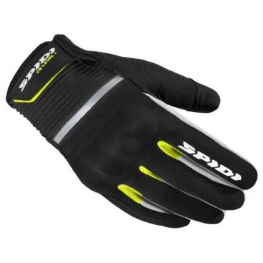 RUKKA APOLLO Skórzane rękawice motocyklowe z membraną Gore-Tex białe