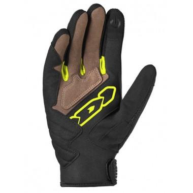 RUKKA RCT Damskie tekstylne spodnie motocyklowe czarne standardowa nogawka