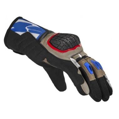 RUKKA RCT Męskie tekstylne spodnie motocyklowe czarne standardowa nogawka
