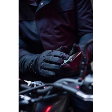 SPIDI A175 021 STR-5 Wyścigowe rękawice motocyklowe czerwone