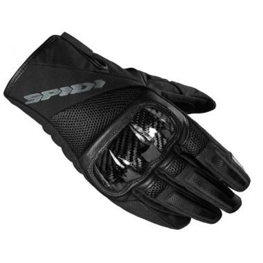 SPIDI A175 011 STR-5 Wyścigowe rękawice motocyklowe czarno/białe