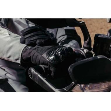 SPIDI A175 026 STR-5 Wyścigowe rękawice motocyklowe czarne