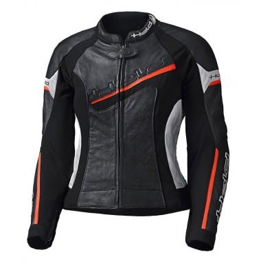 SPIDI C69 021 TX-2 Skórzane rękawice motocyklowe czarno-czerwone