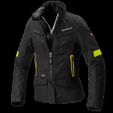 SPIDI T216 010 Tronik Net Lady Damska kurtka motocyklowa tekstylna szara
