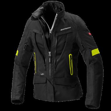 SPIDI T216 545 Tronik Net Lady Damska kurtka motocyklowa tekstylna różowa fuksja