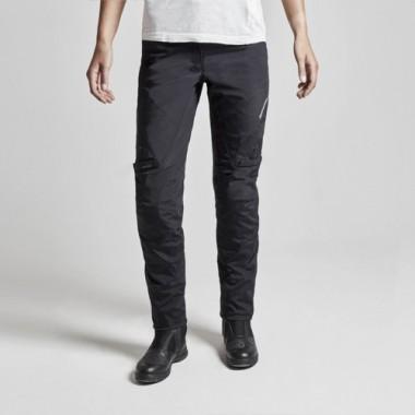REBELHORN TRAFFIC Tekstylne buty do jazdy miejskiej czarne