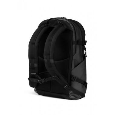 REBELHORN ROUTE Męskie skórzane rękawice motocyklowe czarne