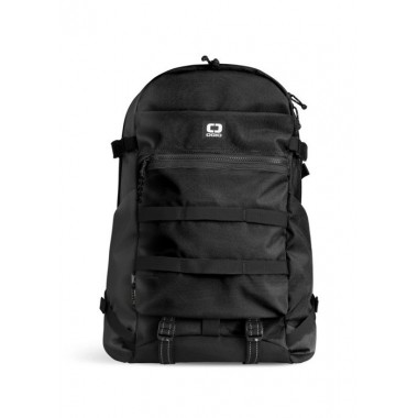 REBELHORN RASCAL Krótkie skórzane rękawice motocyklowe czarne