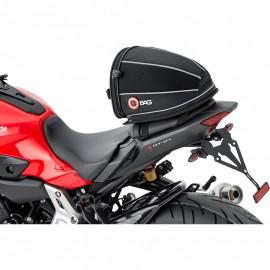REBELHORN THUNDER Przeciwdeszczowe ochraniacze na buty motocyklowe czarne