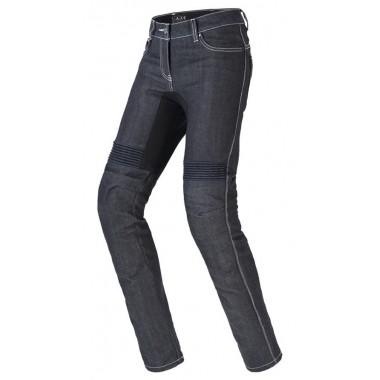 REBELHORN CHANZO Turystyczne tekstylne spodnie motocyklowe czarne