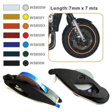 UNIBAT CBTX7A-BS Akumulator motocyklowy bezobsługowy 12V 6Ah lewy+