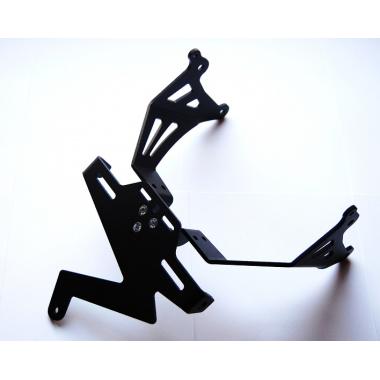 RUKKA LUCA Męska koszulka polo z krótkim rękawem niebieska