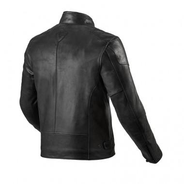 RUKKA ORBITA Damska tekstylna kurtka motocyklowa czarna