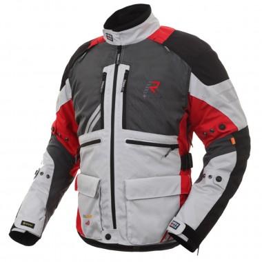 REV'IT IGNITION 3 LADIES Damskie skórzane spodnie motocyklowe czarne skracana nogawka