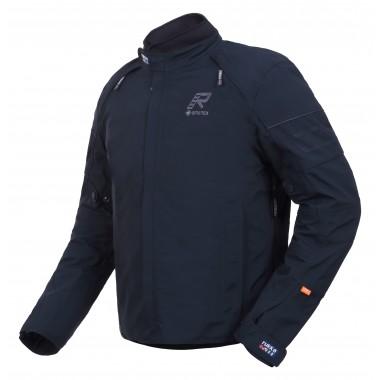 REV'IT SAND 3 Tekstylne spodnie motocyklowe czarne skracana nogawka