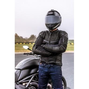 REV'IT HORIZON 2 LADIES Damskie turystyczne spodnie motocyklowe czarne przedłużana nogawka