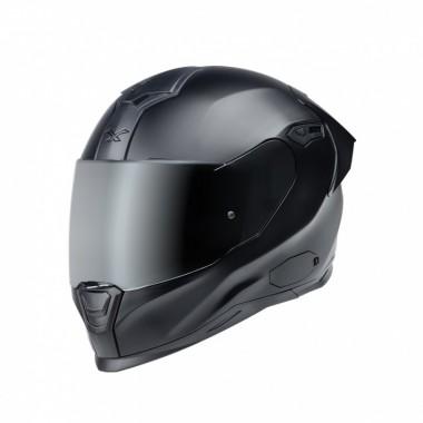 REV'IT FACTOR 3 Męskie tekstylne spodnie motocyklowe czarne