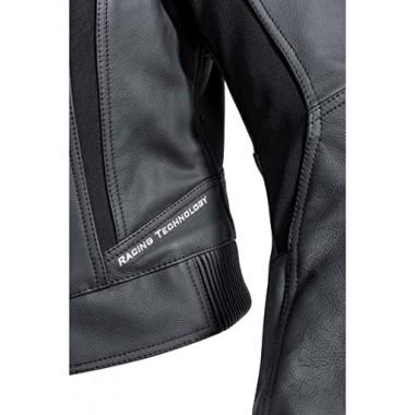 REV'IT DEFENDER PRO GTX Męskie spodnie tekstylne z membraną Gore-Tex czarne skracana nogawka