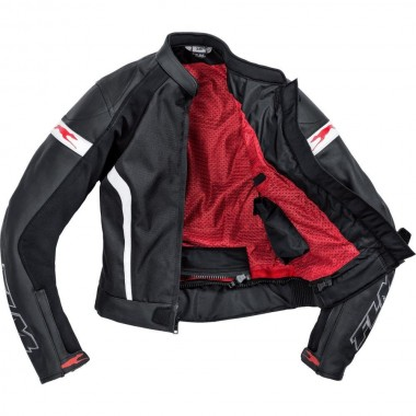 REV'IT DEFENDER PRO GTX Męskie spodnie tekstylne z membraną Gore-Tex czarne przedłużana nogawka