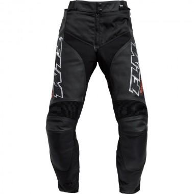 REV'IT DEFENDER PRO GTX Męskie spodnie tekstylne z membraną Gore-Tex szare skracana nogawka