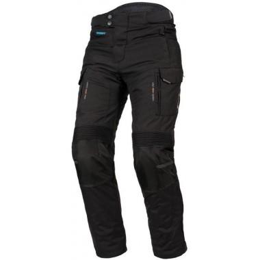 REV'IT DEFENDER PRO GTX Męskie spodnie tekstylne z membraną Gore-Tex szare przedłużana nogawka