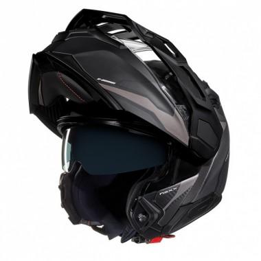 REV'IT VAPOR 2 Tekstylne spodnie motocyklowe do jazdy miejskiej czarne
