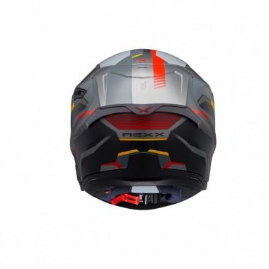 REV'IT AXIS WR Tekstylne spodnie motocyklowe do codziennej jazdy czarne skracana nogawka