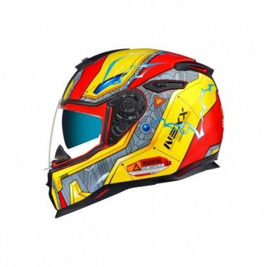 REV'IT AXIS WR Tekstylne spodnie motocyklowe do codziennej jazdy czarne przedłużana nogawka