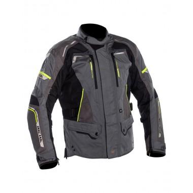 SPIDI C81 087 Ranger Letnie rękawice motocyklowe skórzane czarno-pomarańczowe
