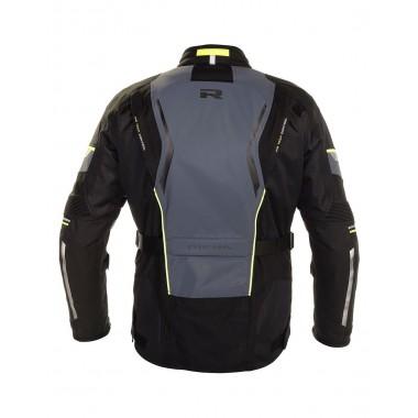 SPIDI C81 014 Ranger Letnie rękawice motocyklowe skórzane czarno-czerwone