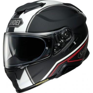 REV'IT VERTEX Męska sportowa kurtka tekstylna czarno-biała