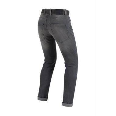 REBELHORN OPIUM II RETRO Męskie skórzane rękawice motocyklowe czarne