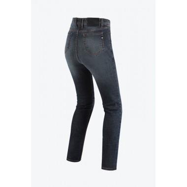 REBELHORN OPIUM II CE Męskie skórzane rękawice motocyklowe czarne