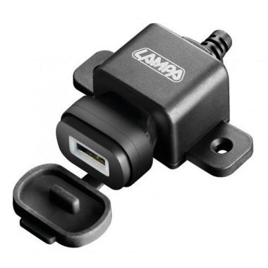 SPIDI A188 010 Ranger LT Skórzane rękawice motocyklowe czarno-szare