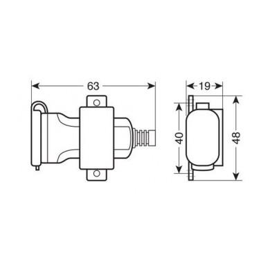 SPIDI A188 026 Ranger LT Skórzane rękawice motocyklowe czarne