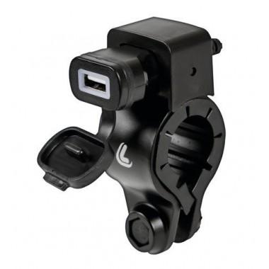 CABERG DUKE II Kask motocyklowy szczękowy z blendą czarny