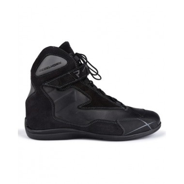 REV'IT NEPTUNE GTX Męska tekstylna kurtka motocyklowa z membraną czarna-zielona fluo