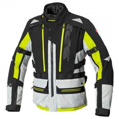REV'IT ECLIPSE Lekka tekstylna kurtka motocyklowa na lato brązowa